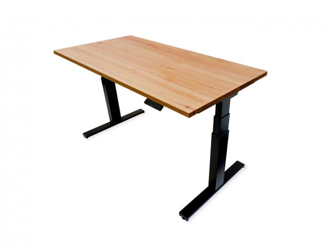 Desktopia Executive - Premium-Schreibtisch mit motorisierter Höhenverstellung - Image Gallery Item 0