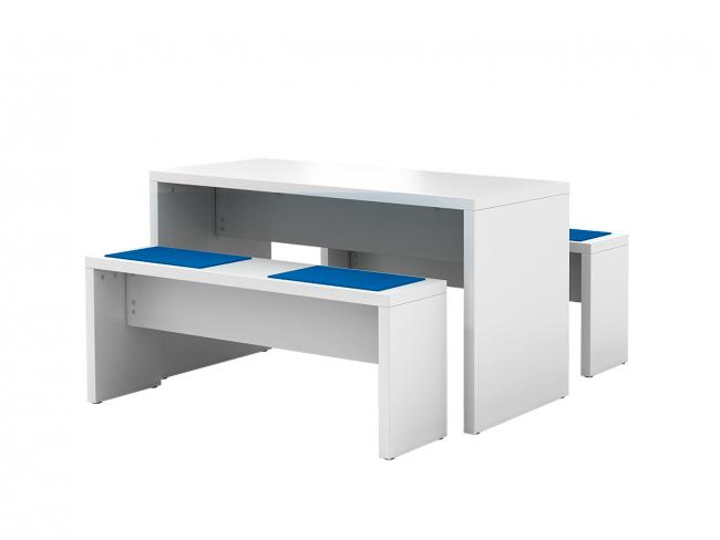 Meeting Point - Sitzbank 2er Set - Image Gallery Item 0